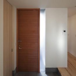 狛江の家・M邸 (内観38)