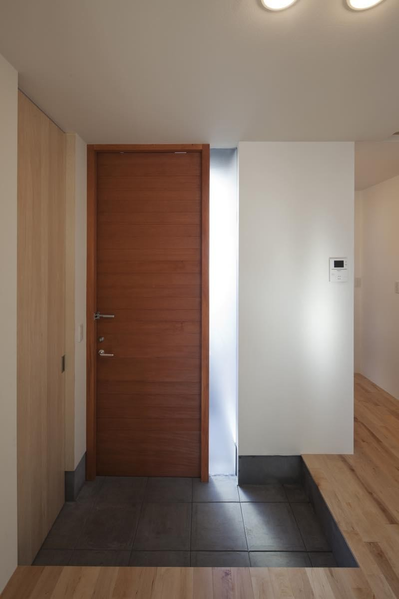 玄関事例:内観38(狛江の家・M邸)