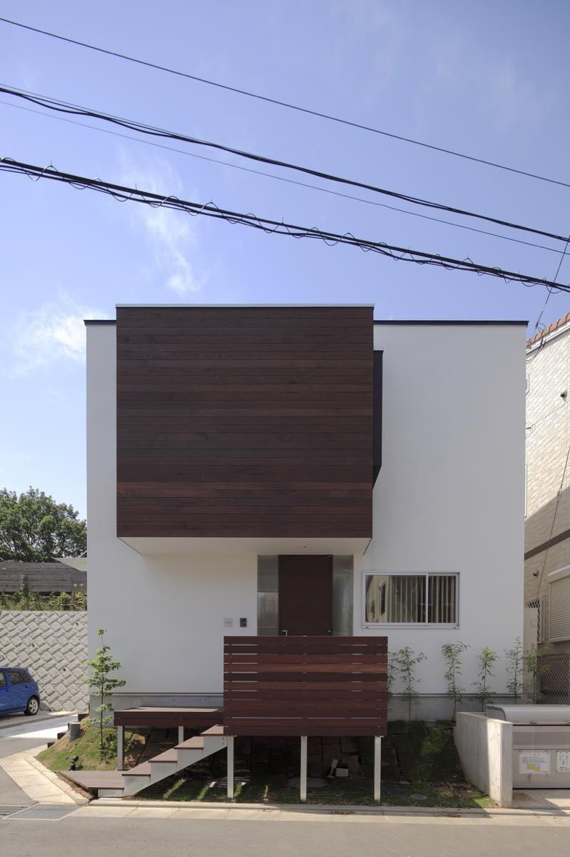 新横浜・篠原町の家 (外観1)