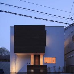 新横浜・篠原町の家