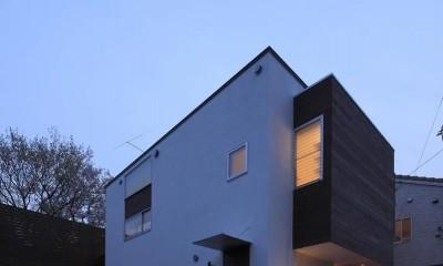 新横浜・篠原町の家 (外観5)