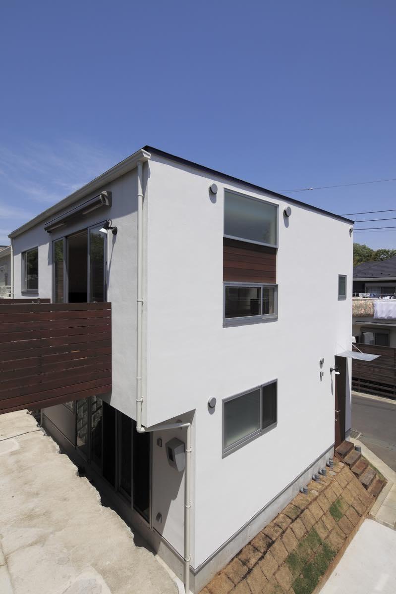 新横浜・篠原町の家 (外観8)