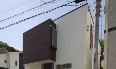 新横浜・篠原町の家 (外観10)