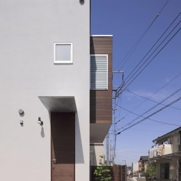 新横浜・篠原町の家 (外観11)