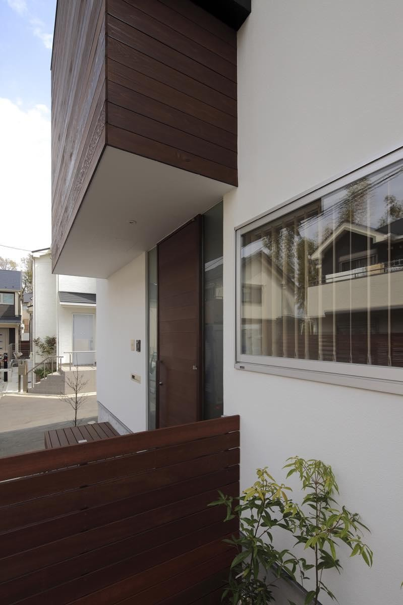 新横浜・篠原町の家 (外観12)