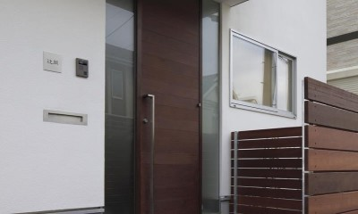 新横浜・篠原町の家 (外観13)