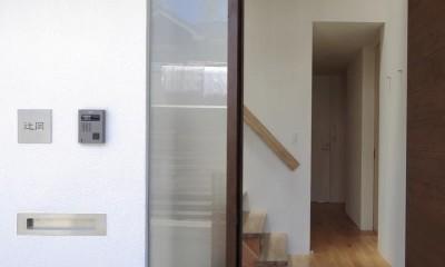 新横浜・篠原町の家 (内観1)