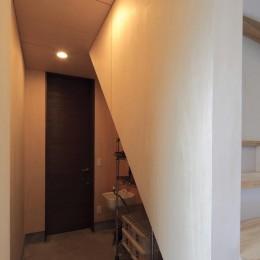 新横浜・篠原町の家 (内観3)