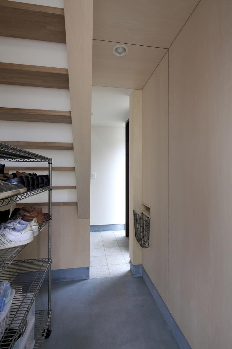 収納事例:内観4(新横浜・篠原町の家)
