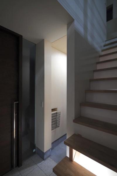 内観5 (新横浜・篠原町の家)