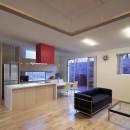 新横浜・篠原町の家の写真 内観18
