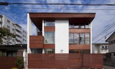 辻堂の家 (外観1)