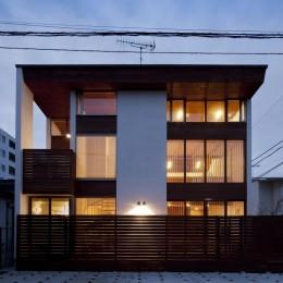 辻堂の家 (外観2)