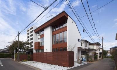 辻堂の家 (外観3)