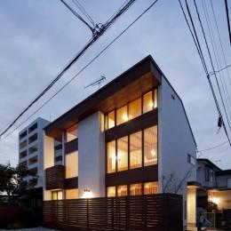 辻堂の家 (外観4)