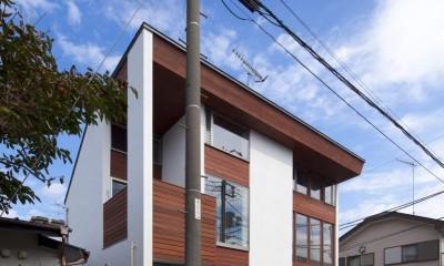 辻堂の家 (外観5)