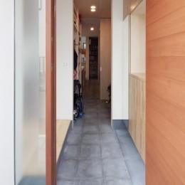 辻堂の家 (内観1)
