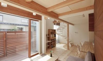 辻堂の家 (内観3)