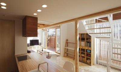 辻堂の家 (内観4)