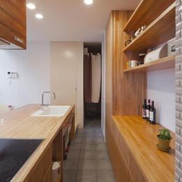 辻堂の家 (内観12)