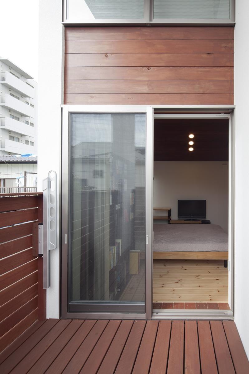 ベッドルーム事例:内観26(辻堂の家)