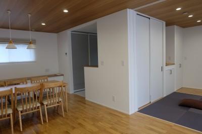 1FLDK・和室 (なぐるみの家)