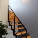 なぐるみの家の写真 階段