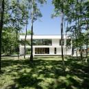 063大町青木湖Yさんの家の写真 外観