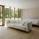 063大町青木湖Yさんの家の写真 寝室