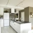 カジュアルヨーロピアンの写真 キッチン