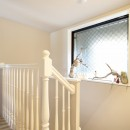 カジュアルヨーロピアンの写真 室内階段