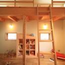 悠らりの家~音楽を愉しむ家~の写真 子世帯 子供室