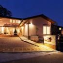 福貴の家~奈良県吉野材の長期優良住宅~の写真 外観