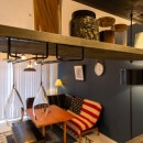 アメリカンヴィンテージの写真 キッチン