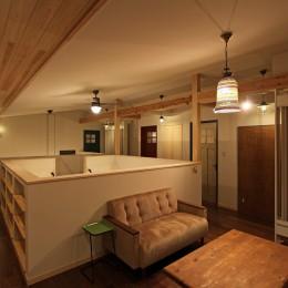 福貴の家~奈良県吉野材の長期優良住宅~ (セカンドリビング)