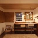 福貴の家~奈良県吉野材の長期優良住宅~の写真 セカンドリビング