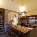 花内の家~古民家リノベーション~の写真 キッチン