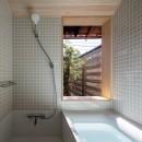 花内の家~古民家リノベーション~の写真 浴室