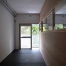 恵比寿西マンションリノベーションの写真 ワークルーム