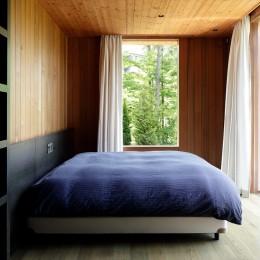W山荘 (寝室)