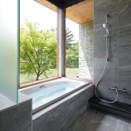 W山荘 (浴室)