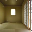上里の家の写真 和室