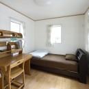 上里の家の写真 子供室