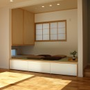 pack-in-houseの写真 畳コーナー