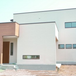 treenk house (外観)