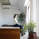 K邸-家は仕事を支える大切な場所。暮らしが心地よいと仕事もうまくいくの写真 小上がり