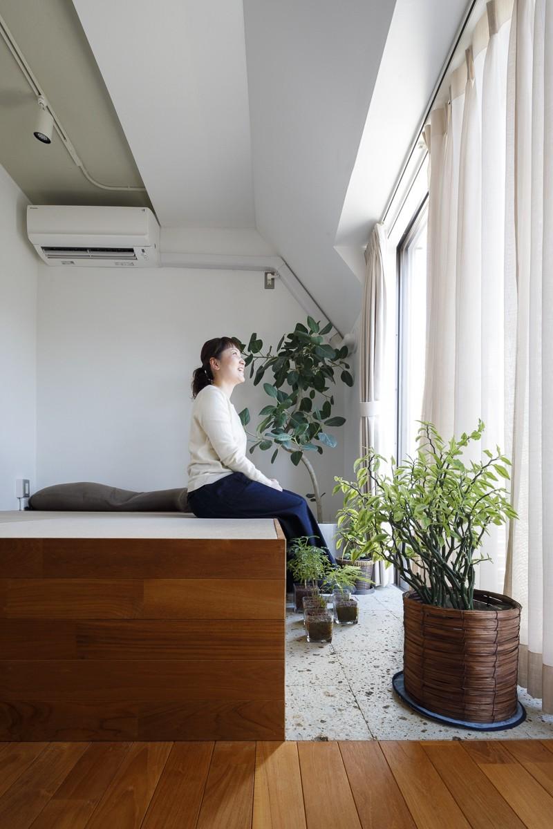 K邸-家は仕事を支える大切な場所。暮らしが心地よいと仕事もうまくいく (小上がり)