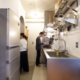 K邸-家は仕事を支える大切な場所。暮らしが心地よいと仕事もうまくいく