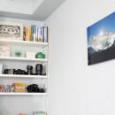 K邸-心地よくて合理的、リノベーションの新しいスタンダードを感じる家の写真 寝室