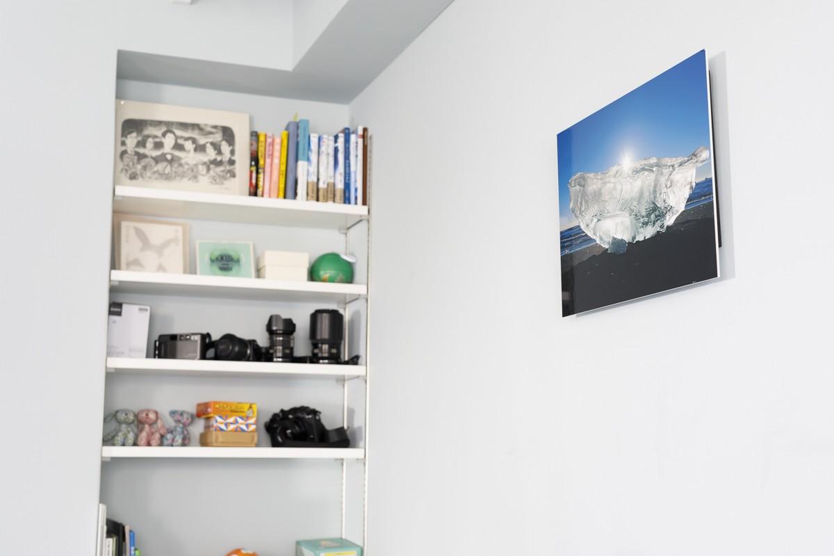ベッドルーム事例:寝室(K邸-心地よくて合理的、リノベーションの新しいスタンダードを感じる家)